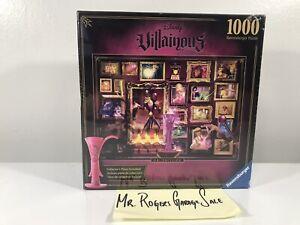 Ravensburger Disney Villainous: Dr. Facilier - 1000 Piece Jigsaw Puzzle New