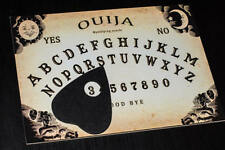 Clasic Wooden Ouija Board game & Planchette with detailed Instruction