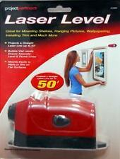 NEW! RADIO SHACK PROJECT PARTNERS LASER LEVEL TOOL
