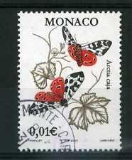 MONACO - 2002 timbre 2323, Papillons, oblitéré