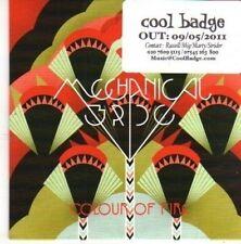 (BZ400) Mechanical Bride, Colour Of Fire - 2011 DJ CD