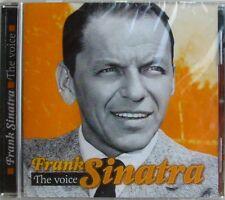 Frank SINATRA (CD) THE VOICE - 18 TITRES - NEUF SCELLE