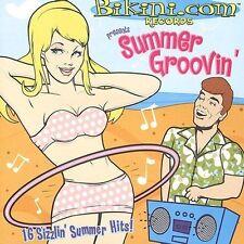 Various Artists : Bikini.Com: Summer Groovin CD