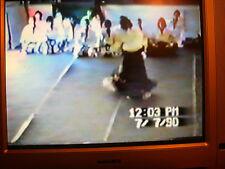 Steven Seagal Aikido seminar 1990 DVD + bonus