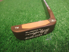 """TOUR ISSUE BOBBY GRACE BY COBRA THE 2200 SOFFTIE PUTTER GOLF CLUB STEEL RH 34"""""""
