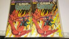 Atlas Comics The Grim Ghost 1  1975 Ernie Colon RARE Supernatural Chiller VF/NM