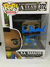 Mr. T signed FUNKO POP figure The A-Team