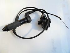 YAMAHA TZR50 2003 - THROTTLE SLIDE WITH GRIP AND CARBURETTOR