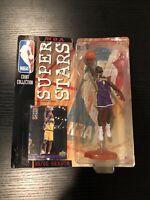 SEALED BOX - Kobe Bryant 1999/00 Mattel NBA Superstars Figure Los Angeles Lakers