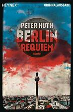 Berlin Requiem von Peter Huth - WIE NEU - MÄNGELEXEMPLAR