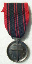 MEDAILLE DE LA RESISTANCE FRANCAISE  WW2