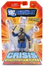 "DC Universe Infinite Heroes GOTHAM CITY S.W.A.T. SWAT 3.75"" Action Figure #26"