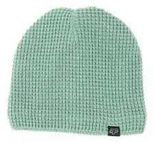 Fox Womens Vacation Beanie Seagreen One Size New
