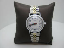 Vintage Timex Self Wind Analog Dial Clasp Watch (Made in Great Britian)