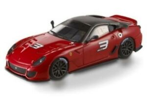 Ferrari 599 XX #3 rot 2010  - 1:43