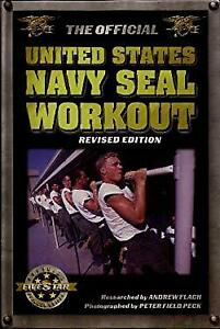 The Official United States Navy Seal Workout Andrew Researched By