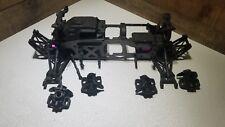 HPI Savage Flux HP 1/8 Monster Truck Roller/Slider For Parts or Repair