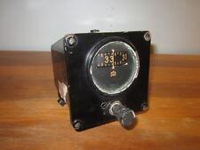 WW2 Imperial Japanese Army Directional Gyroscope - Ki-67 Serial #338 - RARE!
