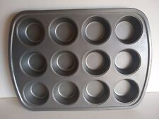 Muffin Pan Non-Stick Holds 12 Cupcakes