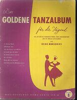 Heinz Munsonius - Das goldene Tanzalbum für die Jugend Band 8