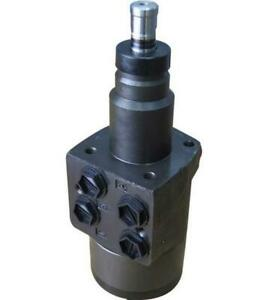 Hydraulische Lenkung, 125 bar, 84-144 cm3/U, Ersatz für: ZF, Case, Deutz,..