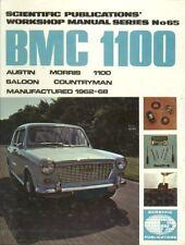 AUSTIN MORRIS 1100 MK1 SALOON & COUNTRYMAN 1962 - 1968 OWNERS WORKSHOP MANUAL