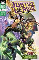 Justice League #7 (2018) DC COMICS  Cover A 1ST PRINT