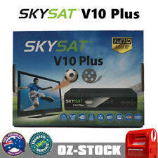 SKYSAT V10 Plus DVB-S2 Receptor Support CCCamd Newcamd Auto roll Biss Auto roll