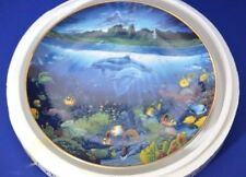 """Robert Lynn Nelson Danbury Mint plate """"A discovery off Anahola"""" #M4493"""