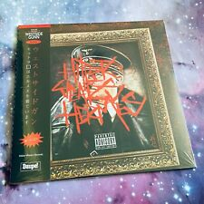 Westside Gunn - Hitler Wears Hermes 1 LP UK RED Vinyl w/ OBI Griselda SEALED
