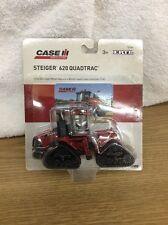1/64 Case 620 Quadtrac Tractor By Ertl