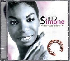 Nina Simore~My Baby Just Cares For Me (Best Of)~BRAND NEW CD~Fast 1st Class Mail