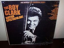 THE ROY CLARK  GUITAR SPECTACULAR!  ROY CLARK   Capitol ST 2425   Vinyl LP Album