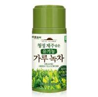 PURITY JEJU ISLAND ORGANIC FARMING POWDER GREEN TEA 40g 100%