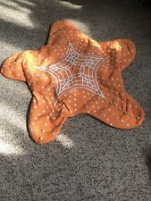 Indian Handmade Home Decor Hand Woven Embroidered Star Pillow Cushion Cover