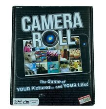 Camera Roll - The Game of Your Pictures Board Game by Endless Games Complete