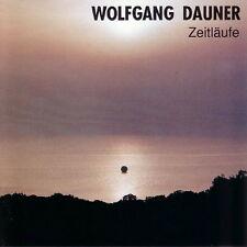 CD Album Wolfgang Dauner Zeitläufe (Seikilos Lied, Versteinerte Rufe) 80` MOOD