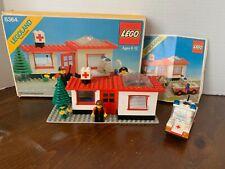 Lego Legoland Vintage Paramedic Unit 6364 - Used - Complete w/ Instruct. & Box