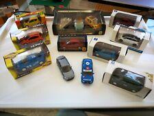 Norev Sammlung Konvolut collection 1:64 Die Cast Peugeot Renault Dacia Citroën