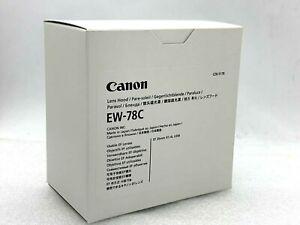 New CANON lens hood EW-78C for EF 35mm f/1.4L Lens