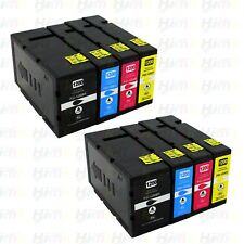 8PK PGI-1200XL High Yield Ink For Canon Maxify MB2020 MB2120 MB2320 MB2720