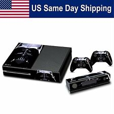 Cool Modded Custom Protect Sticker for Xbox One Set Console & Controller Decal