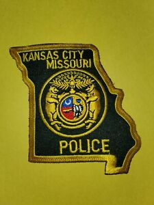 Kansas City Missouri Police Patch