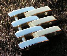 Breitling Navitimer 17,50mm Stahl Gold Glied Link I071