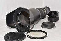 CANON DSLR EOS DIGITAL fit 400mm 800mm lens 1200D 1300D 1000D 2000D 4000D & more