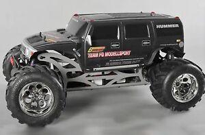 FG Monster-Hummer Elektro WB535, 4WD - Electric RC-Car, Allrad