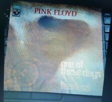 Pink floyd one of these days fearless 1972 harvest italian rare single