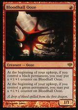 Bloodhall Ooze foil | ex | conflux | Magic mtg