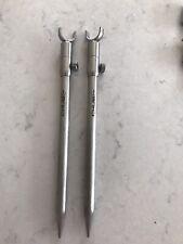 Chub stainless Steel 3 Rod Adjustable Buzz Bar 9 Inch