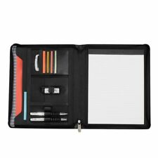 Quality New Cutter & Buck A4 Zippered Compendium Fits an iPad Express Courier In